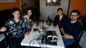 entrevistas podcast