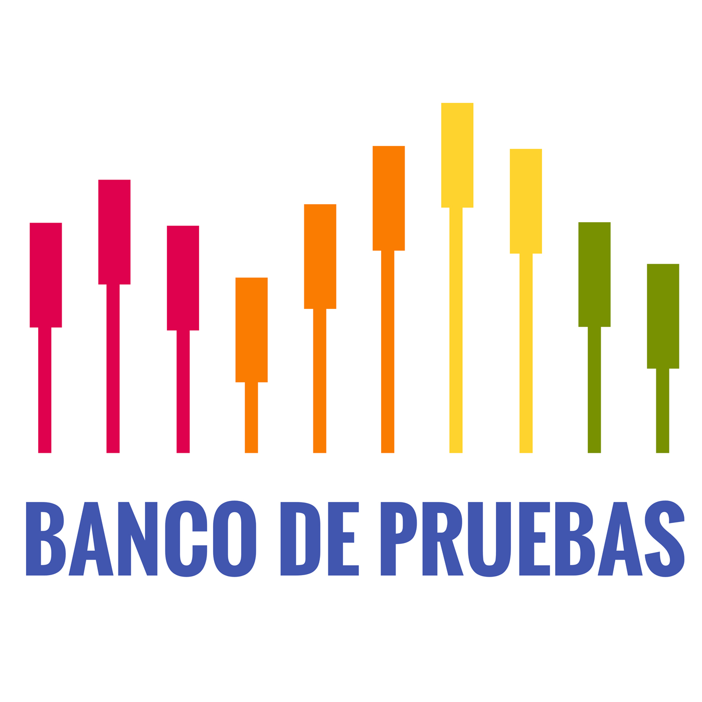 banco de pruebas podcast