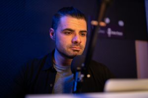 productora de podcast