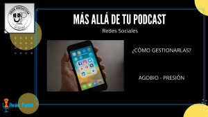 redes sociales podcast