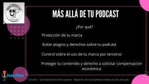 registra podcast