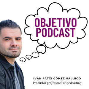 objetivo podcast logo spotify