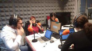 la radio en el podcast