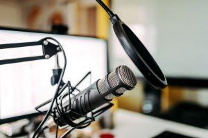 transcribir el audio de tu podcast