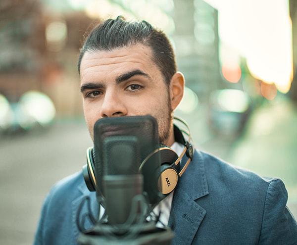Ivan Patxi - Podcaster